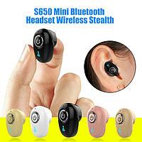 Мини ГАРНИТУРА s650, МИНИ Наушник Bluetooth беспроводной