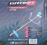 Бензокоса GRAND БГ-5500 (7 насадок), фото 4
