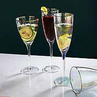 Набор бокалов DS Clio для шампанского 275 мл 4 шт