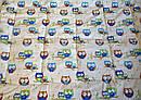 Одеяло конопляное демисезонное Совушки, фото 2