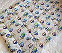 Одеяло конопляное демисезонное Совушки, фото 7