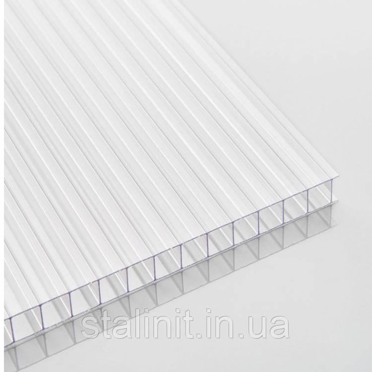 Сотовый поликарбонат LEXAN d=4,5 mm