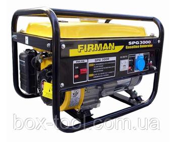 Генератор бензиновый FIRMAN SPG-3000
