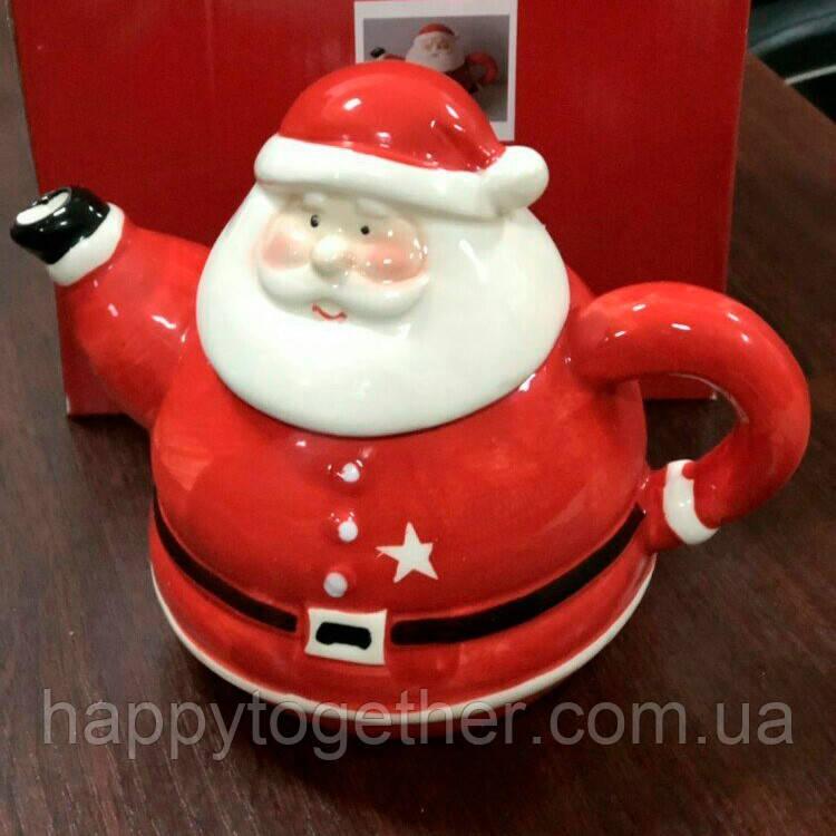 Чайник DS Santa Claus 600 мл