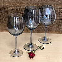 Набор бокалов DS Living Water Silver для вина 550 мл 6 шт