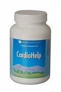 Кардио Хелп / CardioHelp ВитаЛайн / VitaLine Натуральный препарат кардиозащитного действия 90 капсул