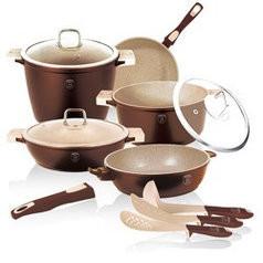 Наборы посуды Hoffner, BrunHoff