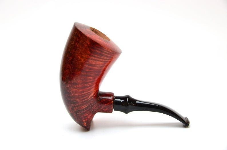 Бриаровая трубка для курения Freehand высокого качества ручной работы прямоток