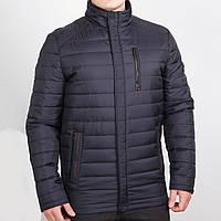 Весенняя стеганная мужская куртка (50-64рр)