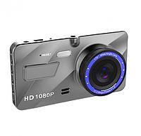 Видеорегистратор DVR A10 Full HD с выносной камерой заднего вида