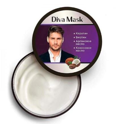 Diva Mask (Діва Маск) - маска від випадіння волосся у чоловіків