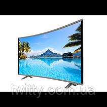 "Изогнутый телевизор Comer 39"" Smart TV Android 7.0 FullHD/DVB-T2/USB, фото 2"