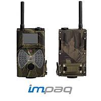 """Фотоловушка iMPAQ-300H  вариант """"лесной"""" камеры, работающей на датчик движения с функцией ММС камеры"""