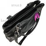 Женская кожаная сумка PROMOTION LHB101, фото 4
