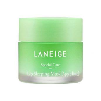Маска для губ Laneige Lip Sleeping Mask Apple Lime