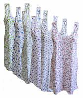 Ночнушка бабушкина сорочка, из 100% хлопка , женские трусы , панталоны , полупанталоны , ночнушки батальные 52