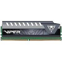 Модуль памяти для компьютера DDR4 8GB 2400 MHz Viper Elite Gray Patriot (PVE48G240C6GY)