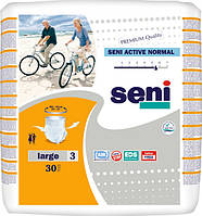 Подгузники-трусики для взрослых Seni Active Normal Large 30 шт (5900516693886)