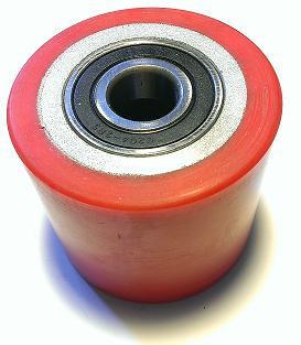 Ролик для рохли 80х70 полиуретановый