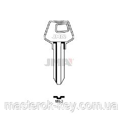 Заготовка ключа MR-3 JMA