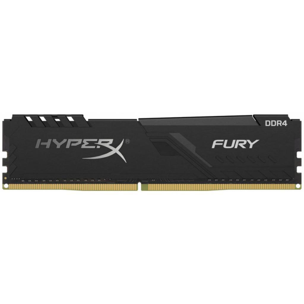Модуль памяти для компьютера DDR4 16GB 2666 MHz HyperX Fury Black Kingston (HX426C16FB3/16)