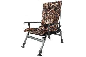 Крісло коропове розкладне Elektrostatyk Camo (F5R)