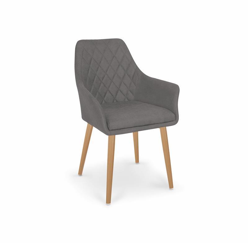 Кресло K-343 серый (Halmar)