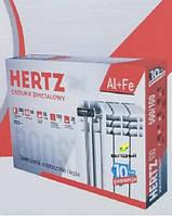 Биметаллический радиатор HERTZ 500*100