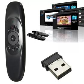 Смарт пульт - Аэромышь Air Mouse I8 (Black)   Воздушная мышь для смарт тв