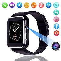 Розумні годинник Smart Watch X6 (Black), фото 2