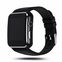 Розумні годинник Smart Watch X6 (Black), фото 3