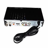 Цифровий ТВ тюнер Т2 Mstar M-5673 з Wi-Fi, USB, YouTube, фото 2