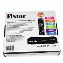 Цифровий ТВ тюнер Т2 Mstar M-5673 з Wi-Fi, USB, YouTube, фото 4
