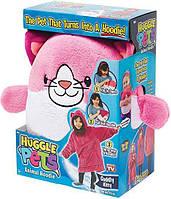 Іграшка толстовка Snuggly Putty 3-11 years (Кіт)