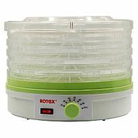 Сушка для овощей и фруктов Rotex RD310-W, фото 1