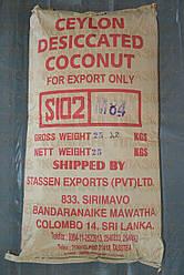 Стружка кокосовая Medium