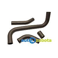 Патрубки резиновые для системы охлаждения алюминиевого радиатора ВАЗ 2101-2107