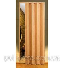 Двері гармошка Melody дуб