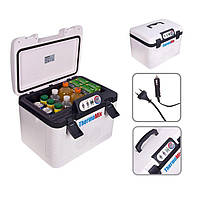 Автохолодильник термоэлектрический Vitol ThermoMix 19 литров DC/AC 12/24/220V 60W (BL-219-19L)