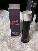 Giorgio Armani Code Sport (TESTER без крышечки) Мужские 125 ml