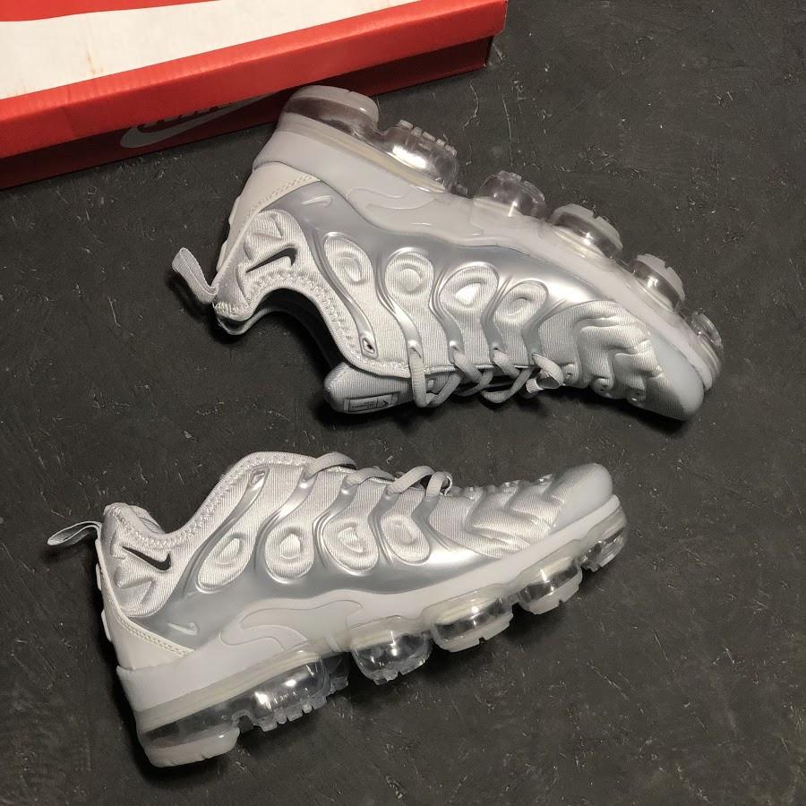 Мужские Кроссовки Nike Vapor Max Plus Grey