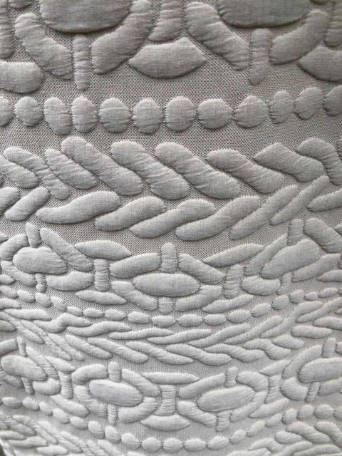 Ткань Косичка [Цвета в ассортименте]