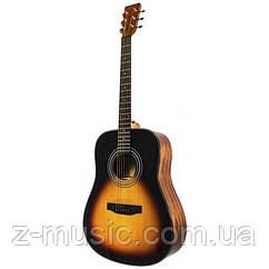 Электроакустическая гитара Rafaga HD-100 VS