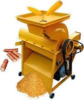 Молотилка кукурузных початков 5TY-4.5 Д (с двигателем)