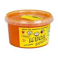 """Слайм """"Kids Lab: Mega Bomb №6"""", 500 г  (оранжевый)  sco"""