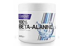 Амінокислоти Ostrovit Beta-Alanine 200g. (АПЕЛЬСИН)