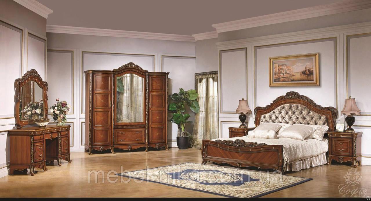 Спальня ПАРИЖ (класика)
