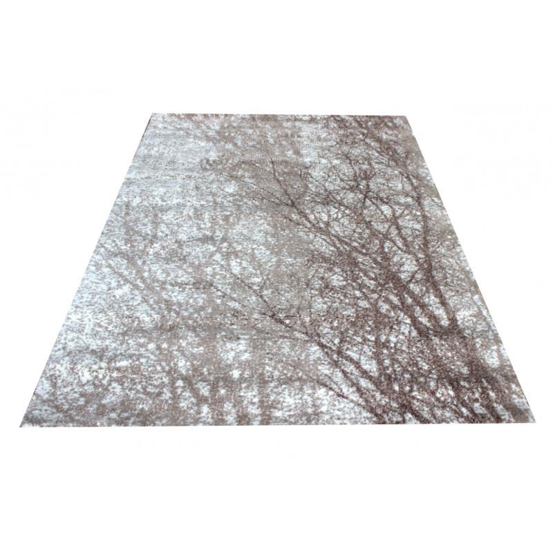 Ковер современный LOTUS HIGH W8568 1,6Х2,3 БЕЖЕВЫЙ прямоугольник