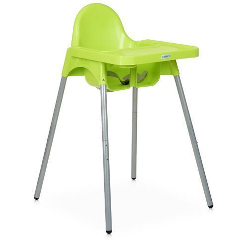 Стульчик для кормления M 4209 зеленый