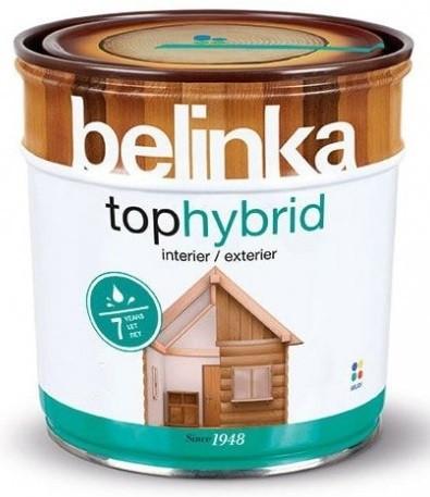 Лазурь для дерева Belinka Tophybrid (0,75 л)